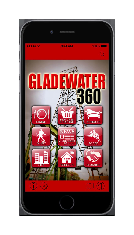 Gladewater 360 App